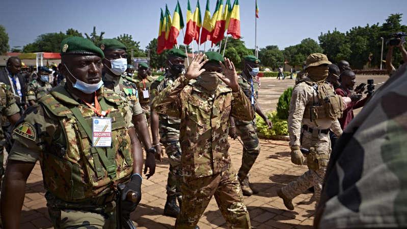 L'Union africaine suspend le Mali, la junte menacée de sanctions