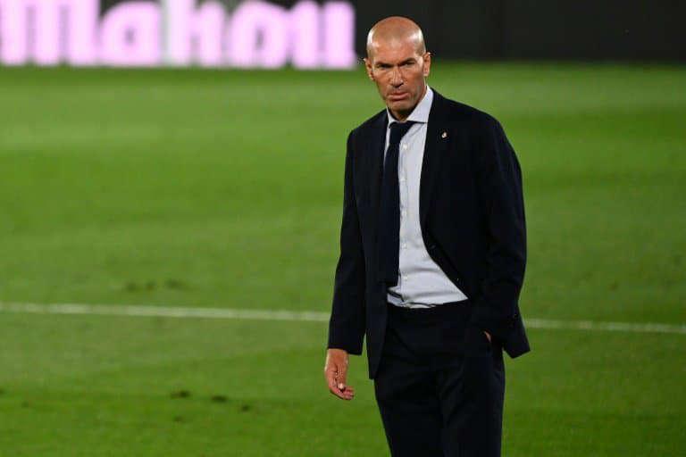 Zidane très agacé par les «questions idiotes» d'un journaliste