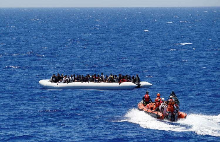 Une centaine de migrants partis de Libye secourus par la Tunisie