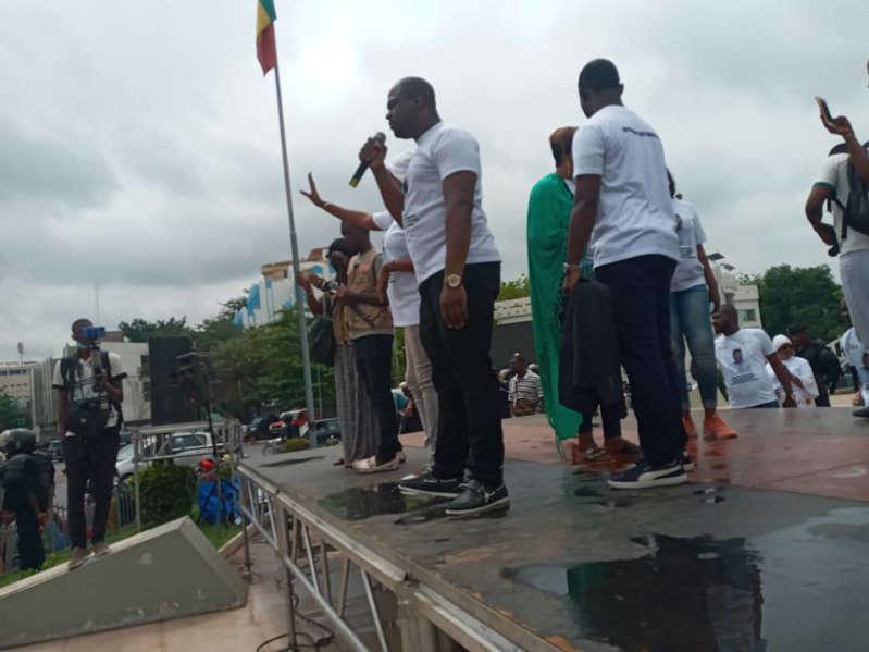 Mali: le Mouvement Républicain et le Mouvement Faso Dambé soutiennent la Transition