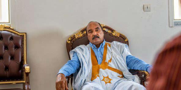 Mauritanie : Mohamed Ould Abdelaziz écroué