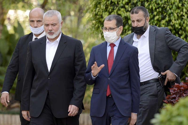 El Othmani : «La visite de Haniyeh au Maroc n'est pas une campagne électorale du PJD»