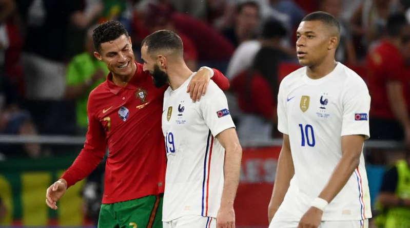 Ronaldo, Mbappé répond à Benzema