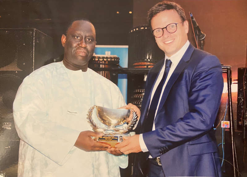 Sénégal: Wizall Money désignée meilleure entreprise d'innovation numérique
