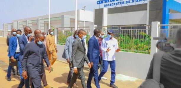 Suivez l'inauguration du Data Center Diamniadio (Centre de données du Sénégal)