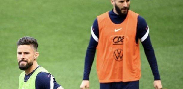 Olivier Giroud revient sur sa relation avec Karim Benzema et son retour
