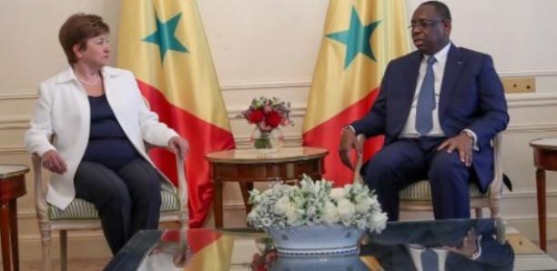 Le FMI accorde 350 milliards au Sénégal