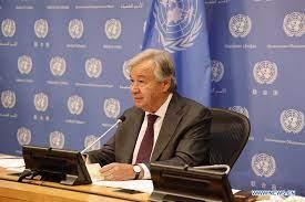 Pour lutter contre la Covid-19, le changement climatique et atteindre les ODD : l'appel fort lancé par le chef de l'ONU