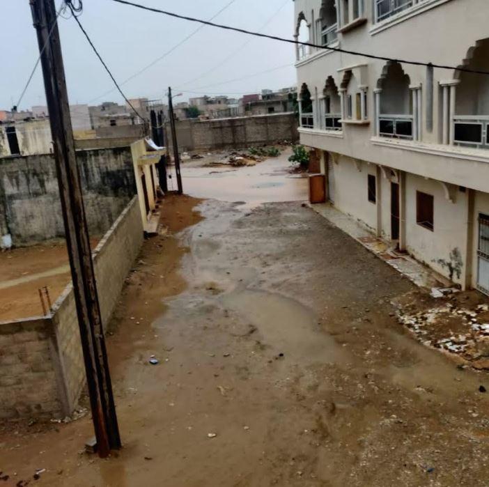 Hivernage : Dakar fortement arrosée, des orages annoncés