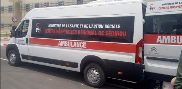 Sédhiou : La logistique roulante, le maillon faible des structures sanitaires