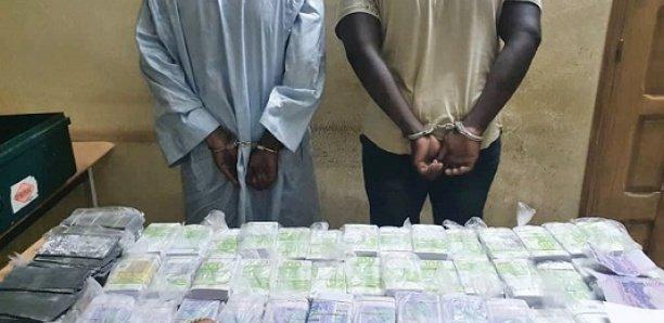 Keur Massar : Ce que l'on sait sur les 479 millions en faux billets saisis par la gendarmerie