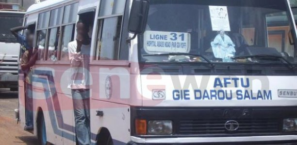 Transport : Les chauffeurs de bus Aftu en grève de 48 heures à partir de lundi