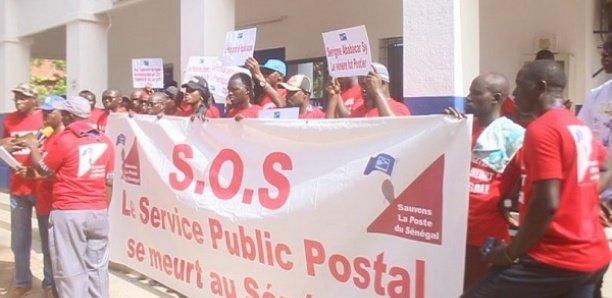 Dakar et Thiès : Les postiers dénoncent la gabegie et mauvaise gestion de leur boîte