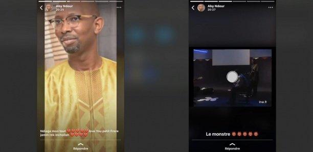 [Vidéo-Photos] «Youssou Ndour, un monstre» ? : Les statuts WhatsApp d'Aby Ndour qui font jaser