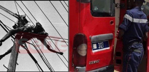 Suicide à Thiaroye : Un homme se jette d'un pylône électrique de 70 mètres