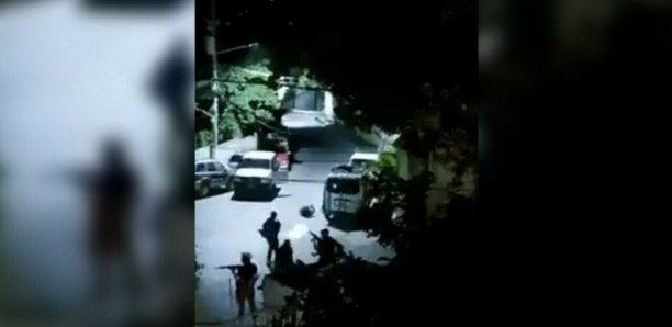 [Vidéo] Voici les images du commando qui a assassiné le président haïtien Jovenel Moïse