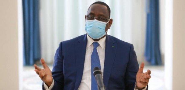 Tournées économiques clôturées: Macky Sall se souvient des mesures barrières contre la Covid-19
