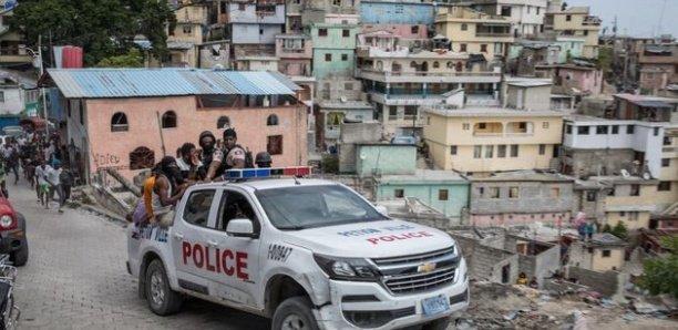 Après l'assassinat de Jovenel Moïse en Haïti, deux Américains arrêtés