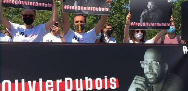 Mali : trois mois de détention pour le journaliste français Olivier Dubois