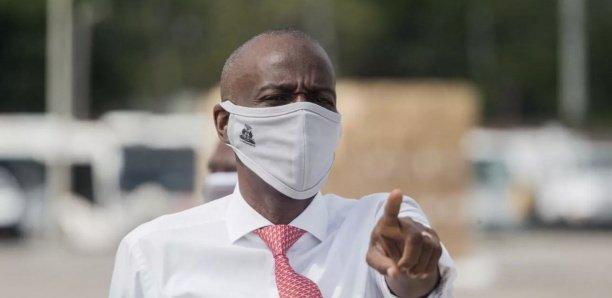 Haïti : Le président Jovenel Moïse assassiné
