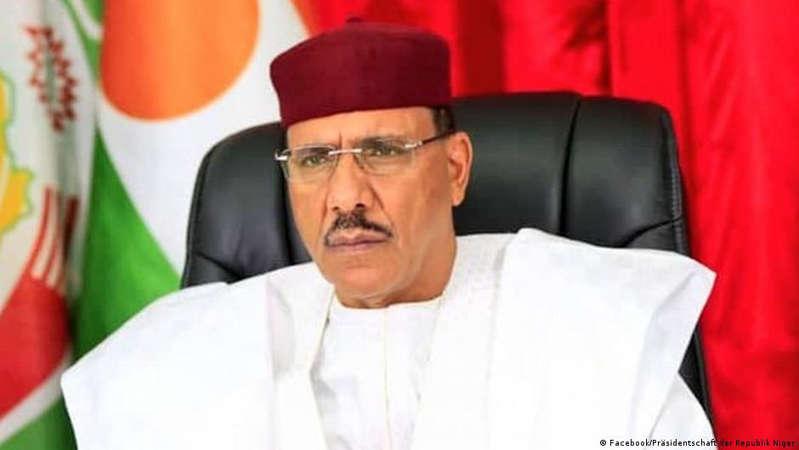 Le président du Niger Mohamed Bazoum s'exprime sur la DW