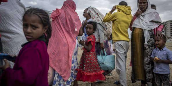Éthiopie : la commission des droits humains appelle à protéger les civils au Tigré