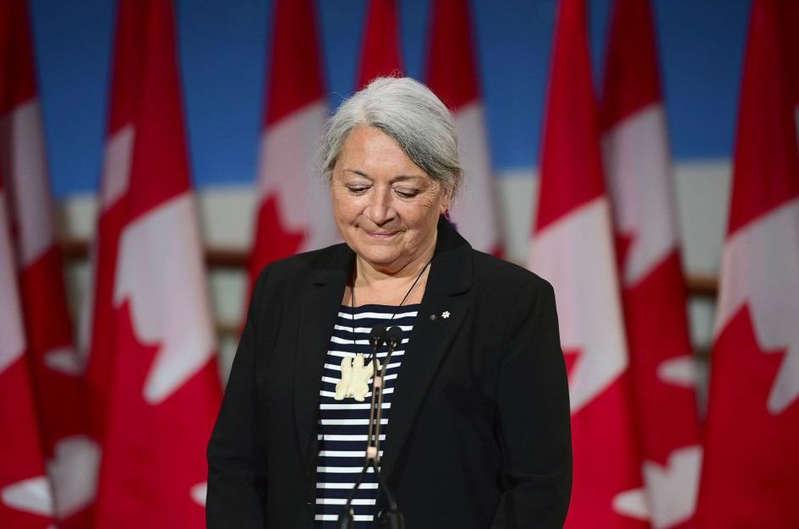 Une première femme autochtone gouverneure générale du Canada