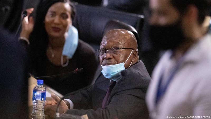 Jacob Zuma au-dessus de la justice sud-africaine ?