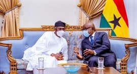 Différend commercial : parlementaires nigérians et ghanéens échangent
