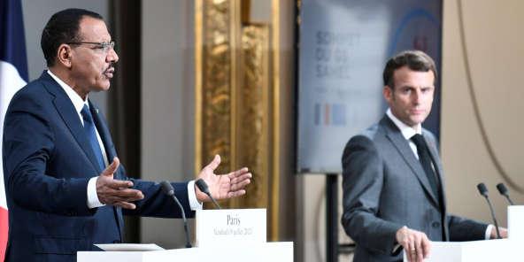 Macron mise sur Bazoum et fait du Niger le cœur du dispositif français au Sahel
