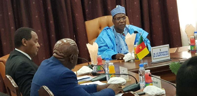 Cameroun : le ministre de la Santé désavoue le gouverneur de la région de l'Ouest