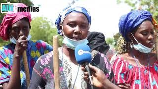 Coups de râteaux et de balais: Premier acte du mouvement And Liguey Ndiébel