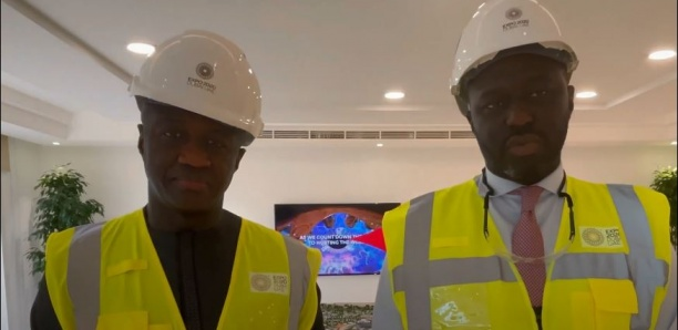 Mission préparatoire de la participation du Sénégal a l'Expo Dubai 2020