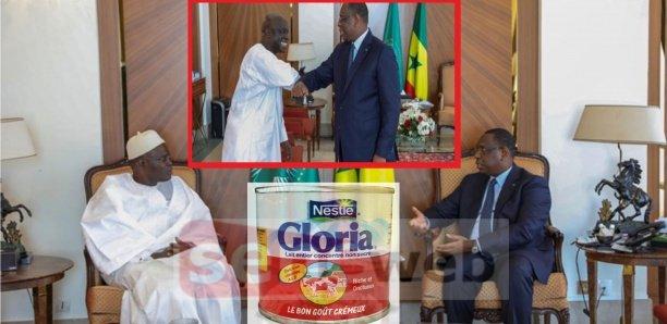 «Mbourou ak soow» : Khalifa Sall n'est pas le lait «Gloria»