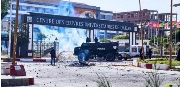 Violences à l'Ucad : 45 étudiants exclus