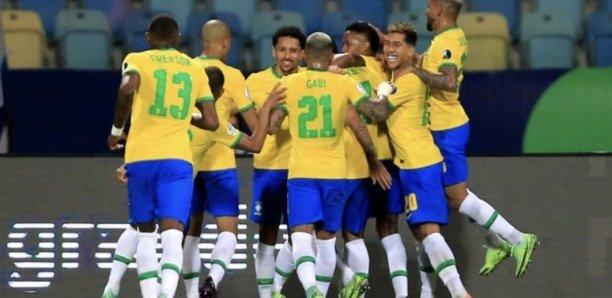 Copa America : Le Brésil n'a pas de numéro 24, et voici pourquoi