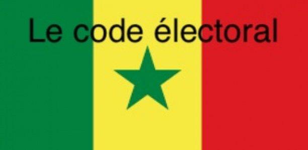 Code électoral, énième démaquillage…