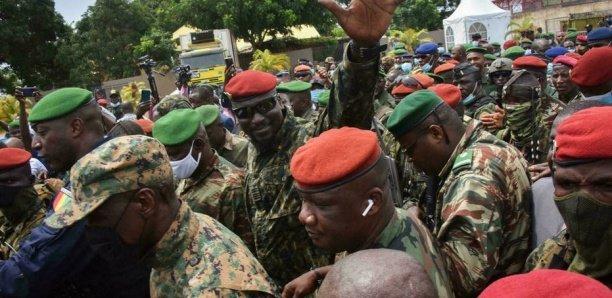 Coup d'État en Guinée : Les premières passations de pouvoir ont eu lieu