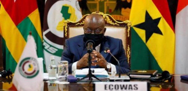 Guinée: La Cedeao exige la libération de Condé et le retour à l'ordre constitutionnel « sous peine de sanctions »