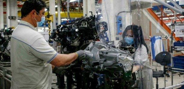 La reprise de l'économie mondiale retardée par des pénuries inédites