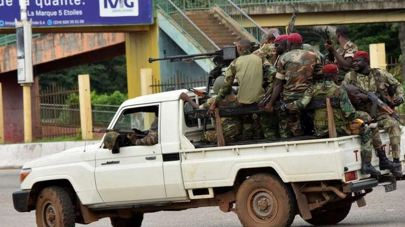 Guinée : la malédiction des coups d'Etat