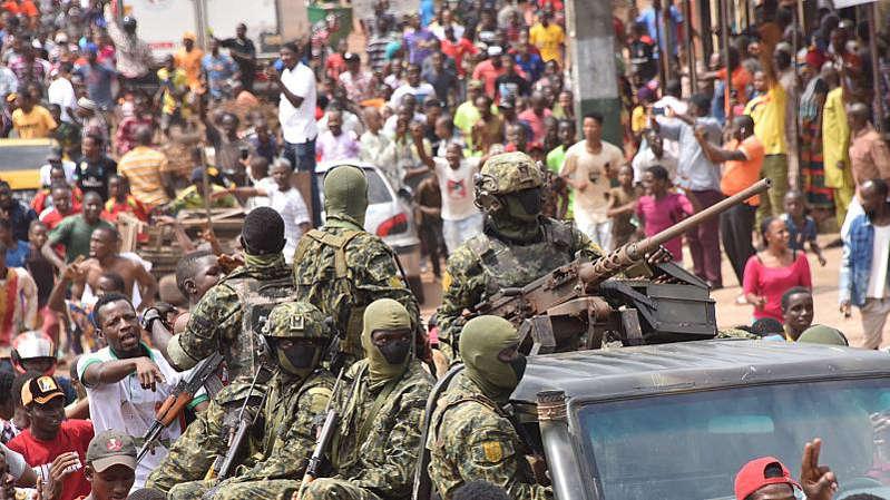 La Cédéao suspend la Guinée après le putsch