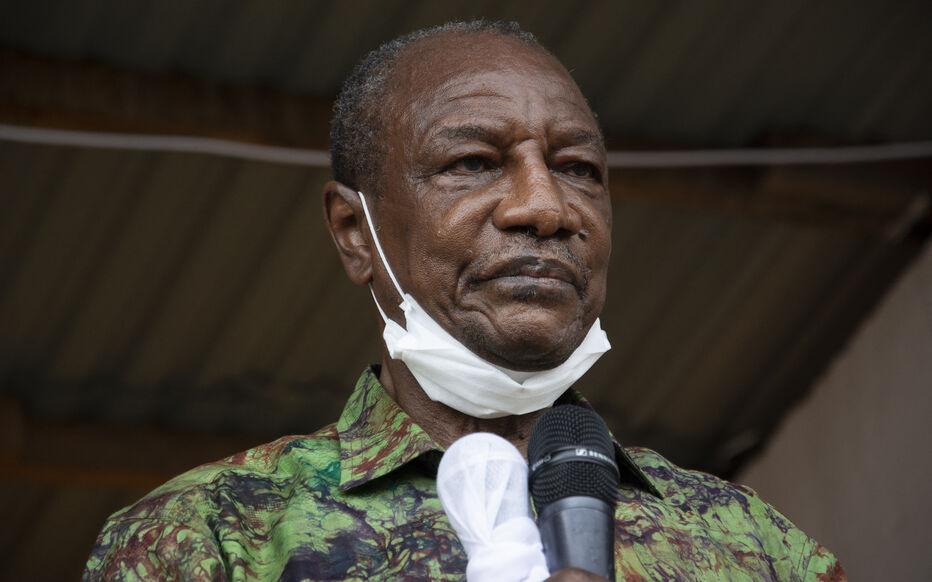 GUINEE: ''Un virus remplace un autre''