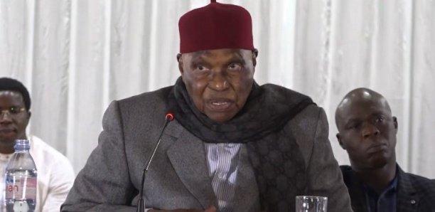 Abdoulaye Wade: « Le Pds est debout et prêt pour la reconquête du pouvoir »