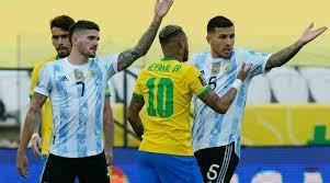 Mondial-2022 : Le match Brésil-Argentine interrompu pour violation des protocoles anti-covid