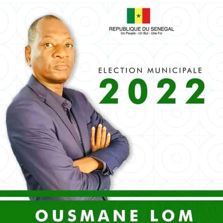 Élections locales :Richard Toll investit Ousmane Lom